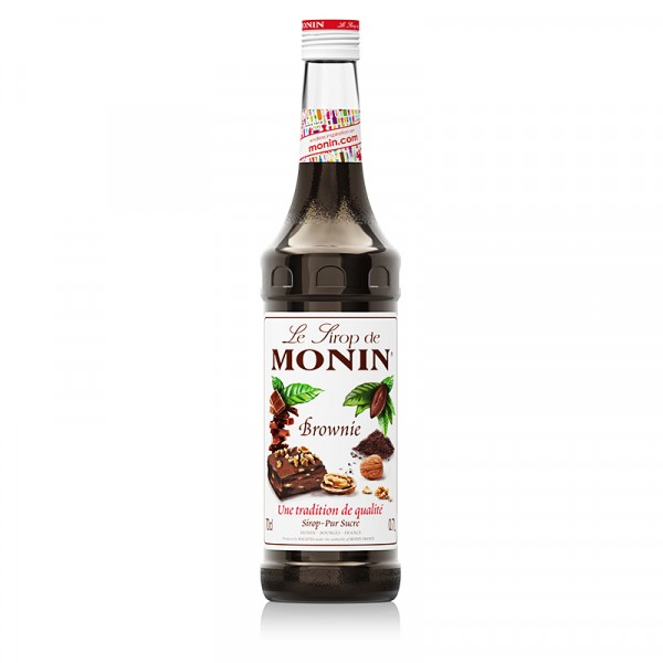 Brownie syrup 1x70cl Monin #M172