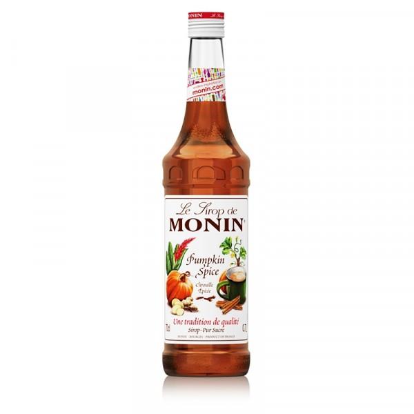 Pumpkin Spice syrup 1x70cl Monin #M173