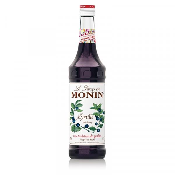 Blåbär, syrup 1x70cl Monin #M28