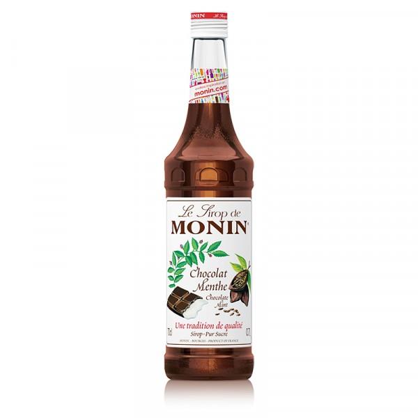 Choklad-mint, syrup 1x70cl Monin #M34