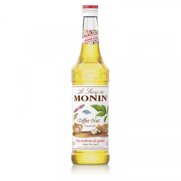 Toffee Nut syrup, , 70cl 1x70cl Monin #M87