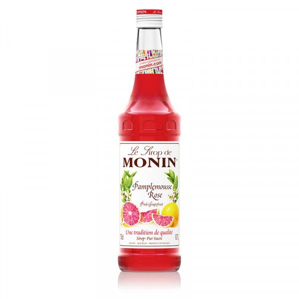 Pink grapefruit, syrup 1x70cl Monin #M94