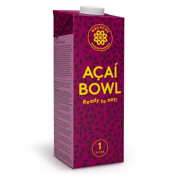Acai Ready to Eat 10x1l Macacos #55101