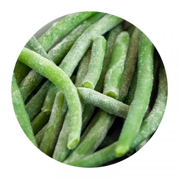 Haricot verts KRAV 2x2500g, Magnihill #33718