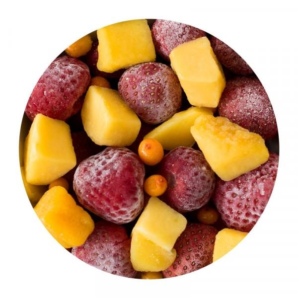 Bärmix med Mango, EKO  2x2500g, Magnihill #33784