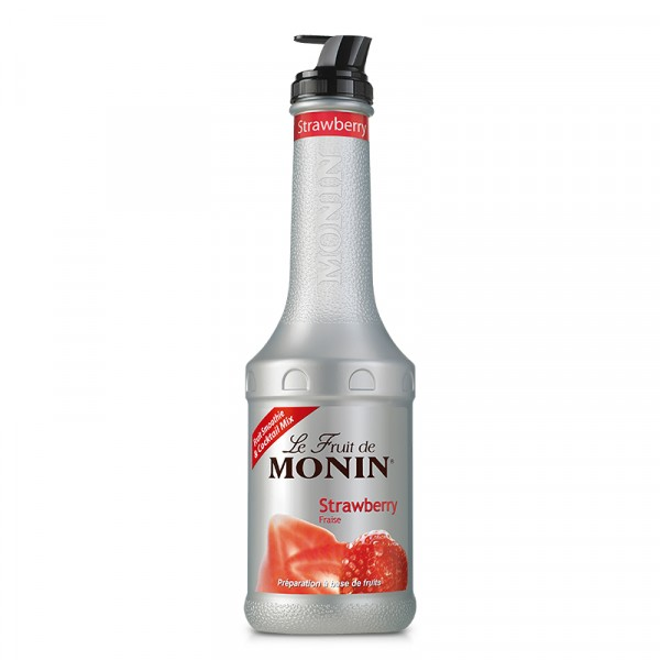 Jordgubbs puré 1x1l Monin #M116