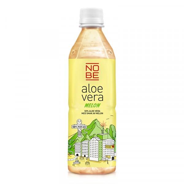 Aloe Vera, Melon 20x500ml NOBE Aloe Vera #7080