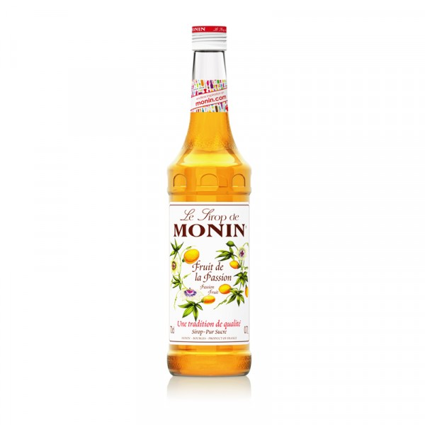 Passion syrup 1x70cl, Monin #M21