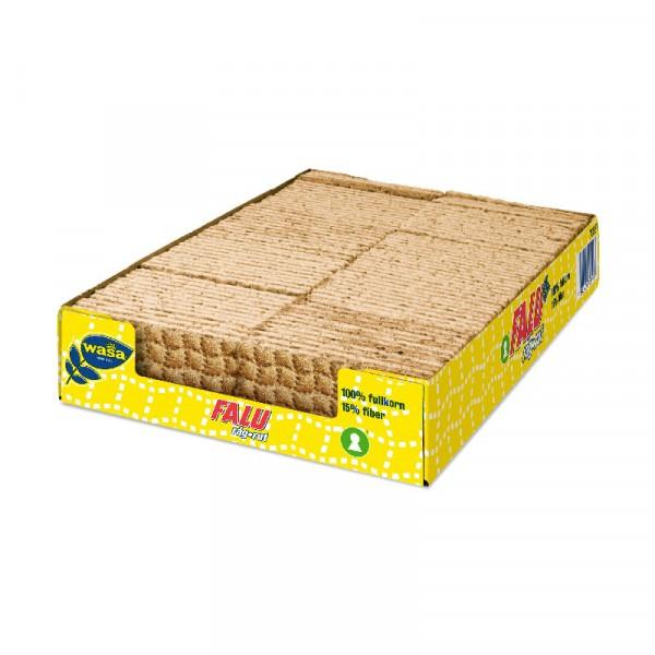 Knäckebröd, Falu Råg-Rut S 3x1020g, Wasa #070887