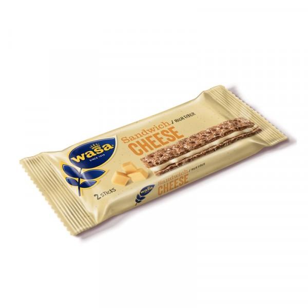 Sandwich, Cheese  24x30g Wasa #15660