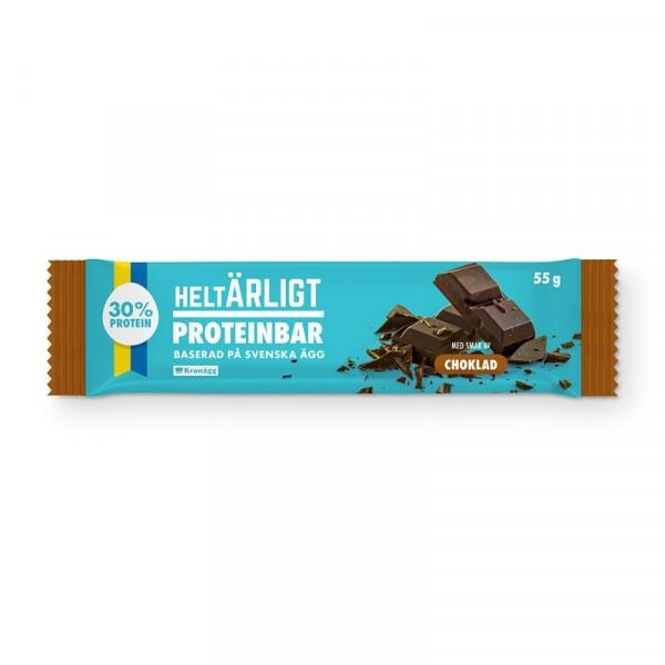 ProteinBar Choklad 20x55g Helt Ärligt #7301