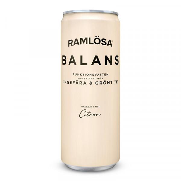 Ramlösa Balans Citron 33cl 20x33cl Ramlösa #25101