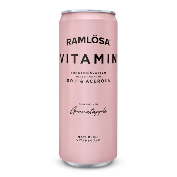 Ramlösa Vitamin Granatäpple 33cl 20x33cl Ramlösa #25100