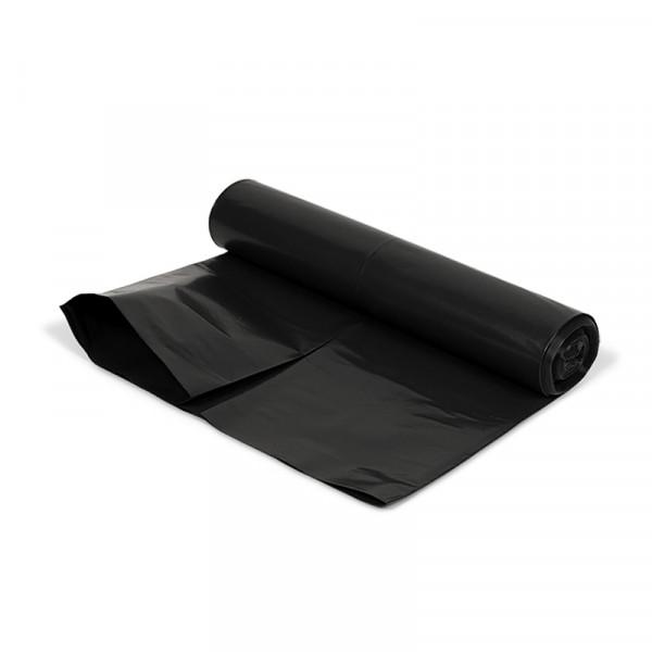 Sopsäck 160 L Svart LDPE 12x10st NPA Plast #S16060