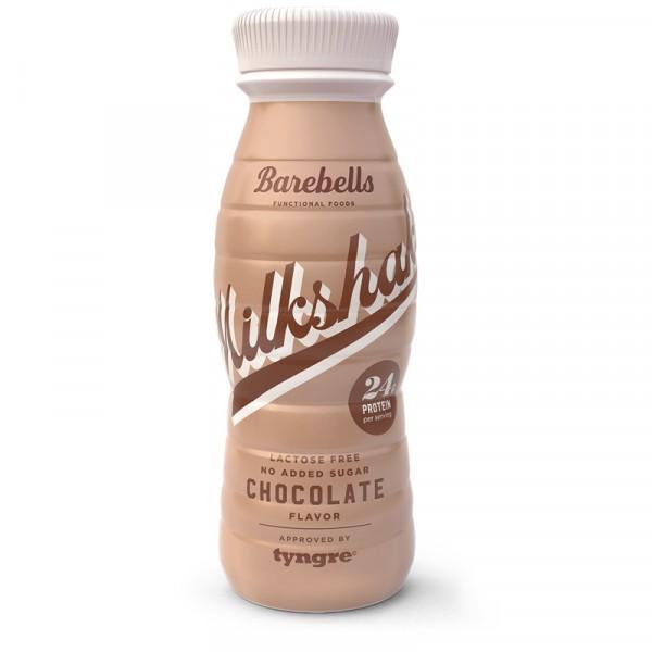 Proteinmilkshake Chocolate 8x330ml Barebells #B3000