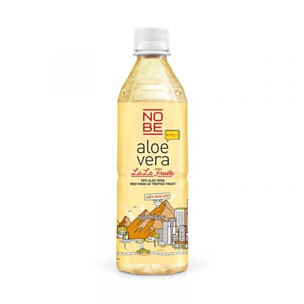 Aloe Vera, LaLa Fruits 20x500ml NOBE Aloe Vera #7110