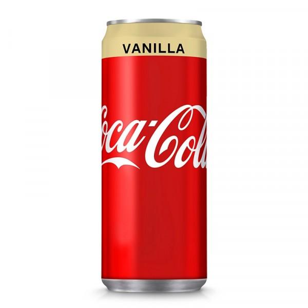 Coca-Cola Vanilj 20x33cl Coca Cola #2412