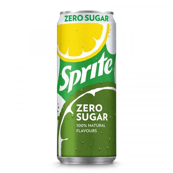 Sprite Zero  20x33cl Coca Cola #4612