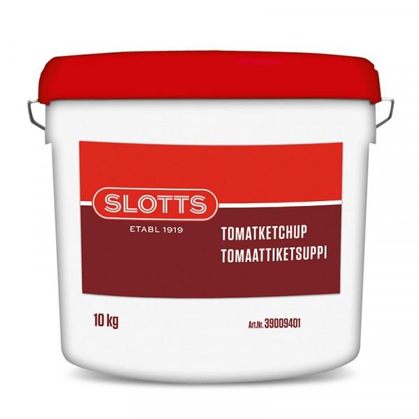 Ketchup, 10 kg 1x10kg Slotts #39009401