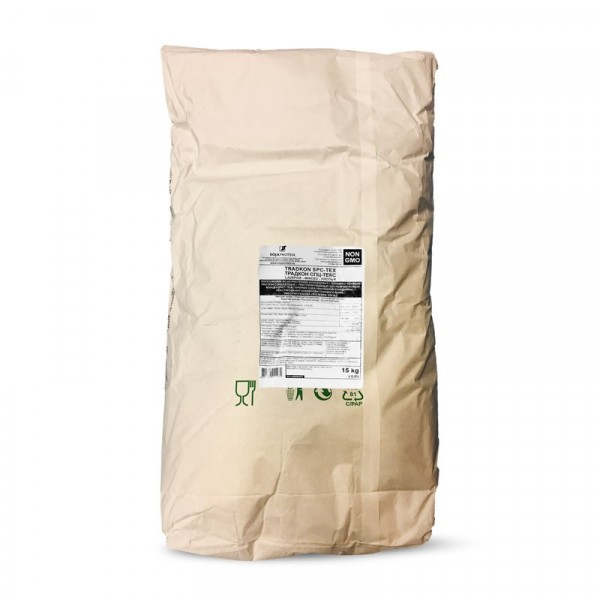 Sojafärs Naturell 1x15kg, Caldic #106513