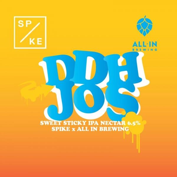 DDH Jos 6.5% 1x30l SPIKE Brewery #0124K30