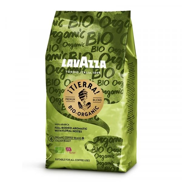 Tierra Organic, hela bönor 6x1kg Lavazza #3238