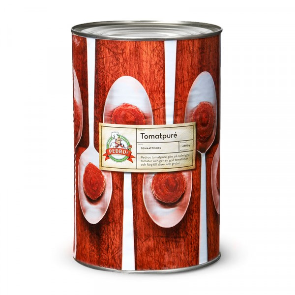 Tomatpuré 1x4.5kg Pedros #10231
