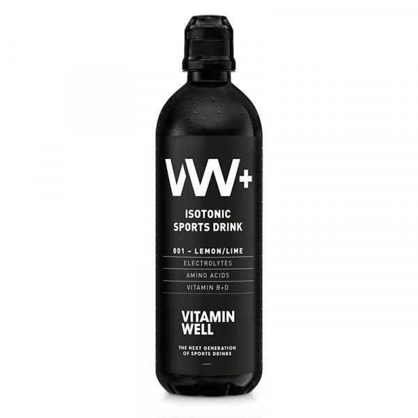 VW+ 001 12x500ml Vitamin Well #1110