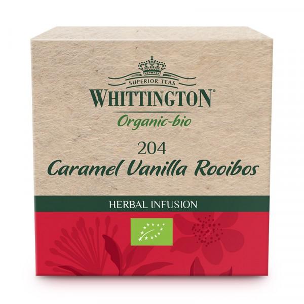 Caramel Vanilla Rooibos 1x15st, Whittington #40648