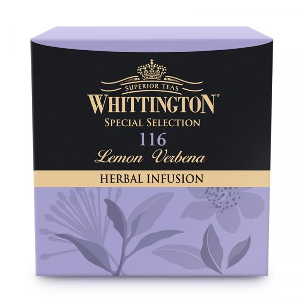 Lemon Verbena Herbal Infusion 1x15st, Whittington #40116