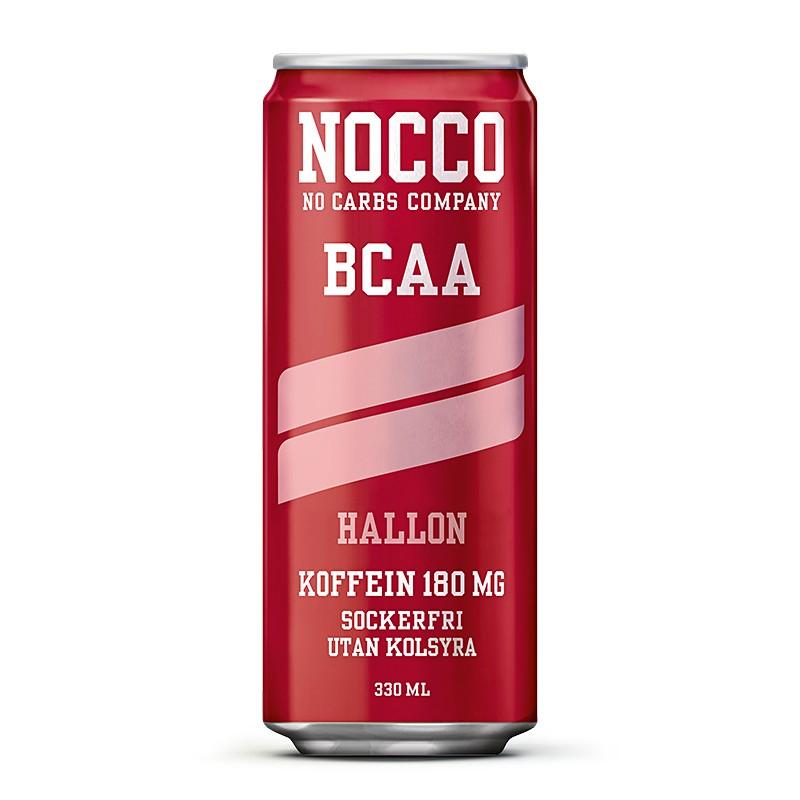 NOCCO BCAA, Hallon (utan kolsyra)