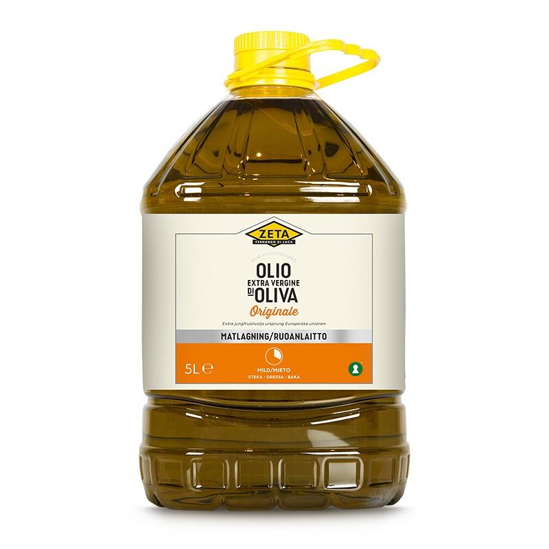 Olivolja extra vergine, Originale, Zeta
