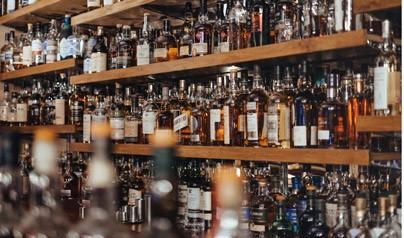 Öl, vin och sprit på lager