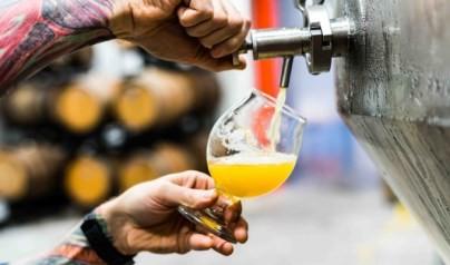 Mikrobryggd öl från Gamlestaden