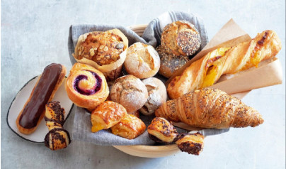 Franskt bröd i svenska kök