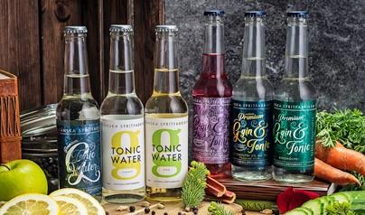 Prisvinnande Gin & Tonic från Skånska Spritfabriken