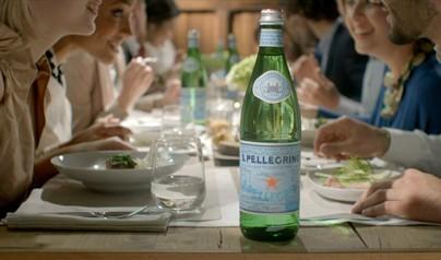San Pellegrino för café och restaurang