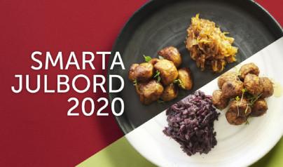 Smarta julbord 2020 - Tradition, trend och take away