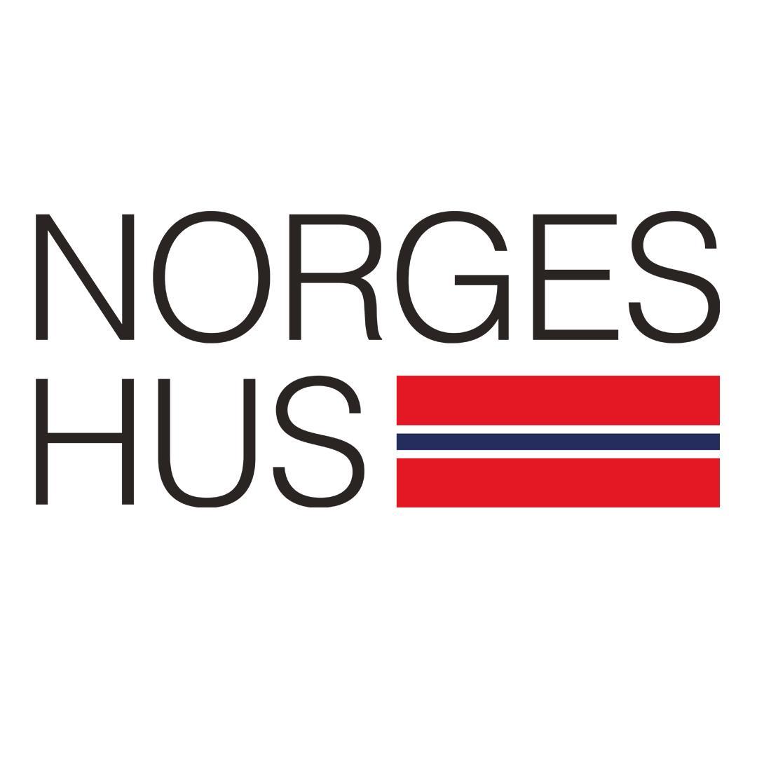 norges hus logotyp